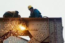 Демонтажные работы с металлическими конструкциями в Уфе