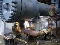 Ремонт металлических конструкций и изделий в Уфе, металлоремонт г.Уфе